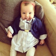 This site has so many super cute baby clothing ideas