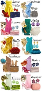 Princess clothing!