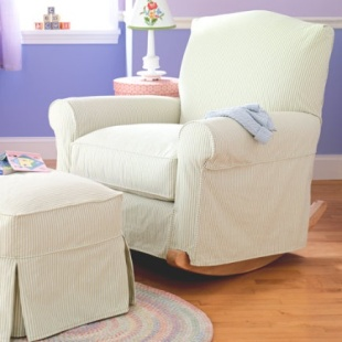 Comfortable Chair- If you have the room in your home to have a big comfortable chair, get it, you won't regret it.