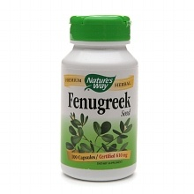 Fenugreek- If you are low on your milk supply try taking these along with Blessed Thistle. (3 pills each, 3 times a day)