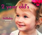 Gretchen's 2nd birthday