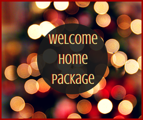 Welcome Home Package