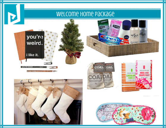 Welcome Home Package_Design Board