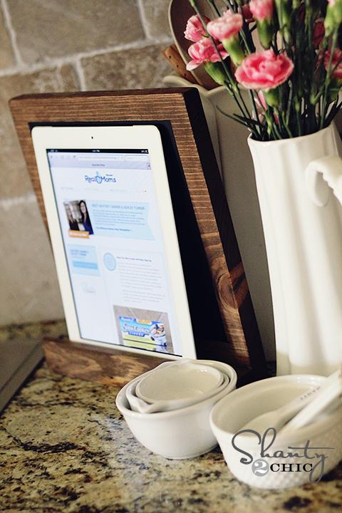 DIY-iPad-Stand