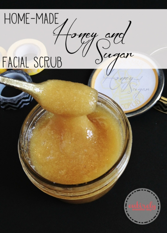 homemade-facial-scrub