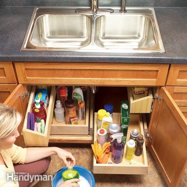 How To Organize Your Kitchen With 12 Clever Ideas: Clever Ways To Organize Your Kitchen