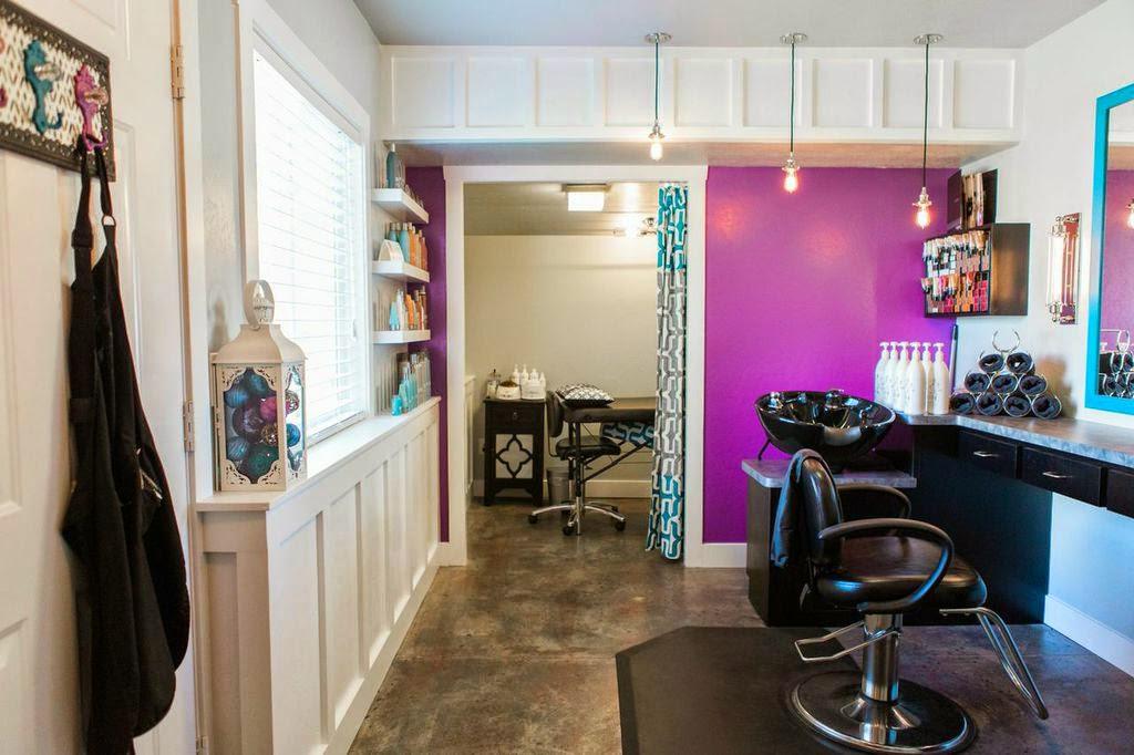 home salon design. Home Salon Syna Harris  purelygenuine
